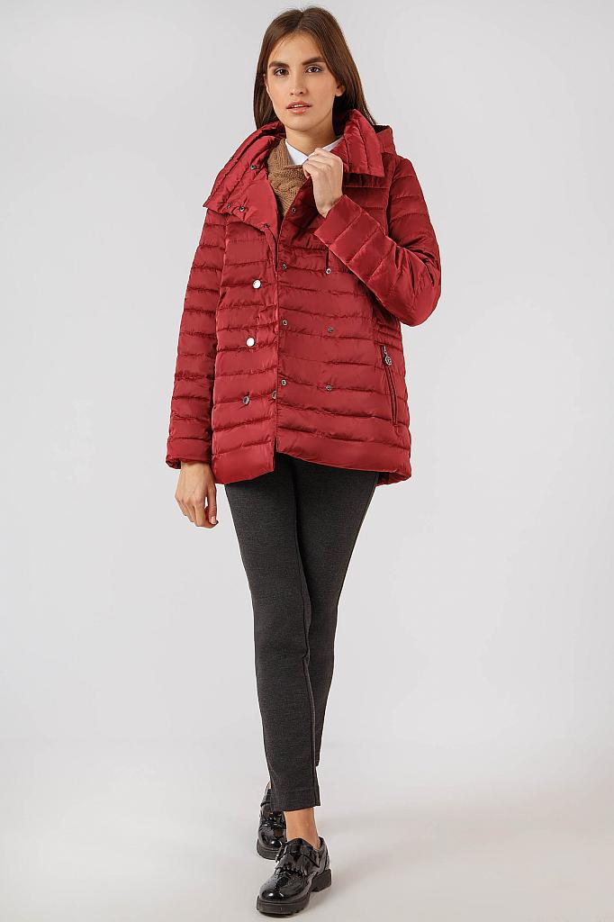 Фото 6 - Куртку женская цвет aura