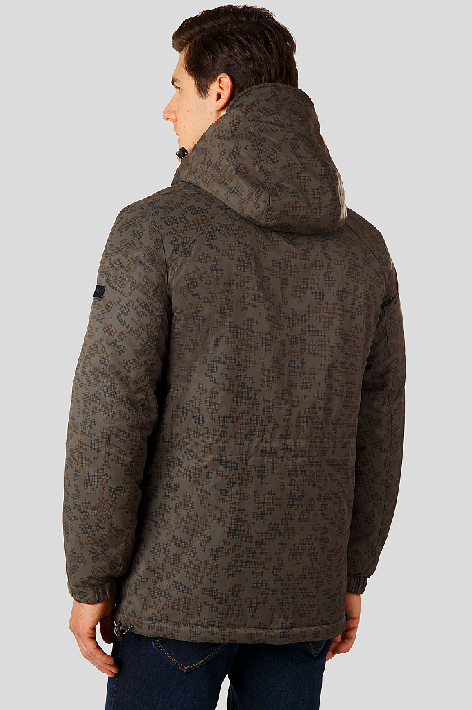 Фото 3 - Куртку мужская цвет brown