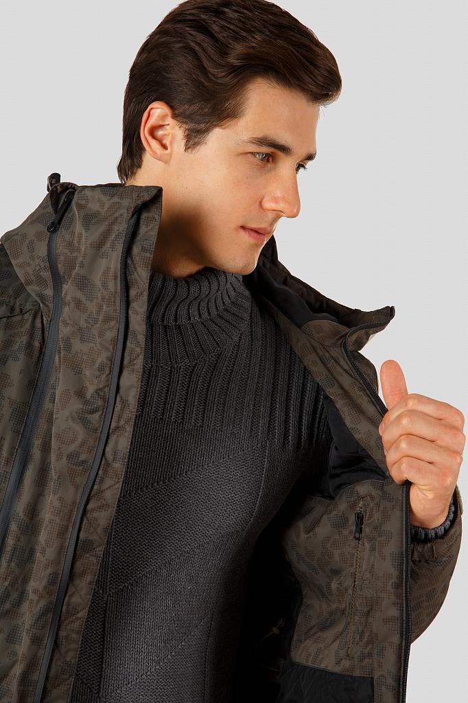 Фото 4 - Куртку мужская цвет brown