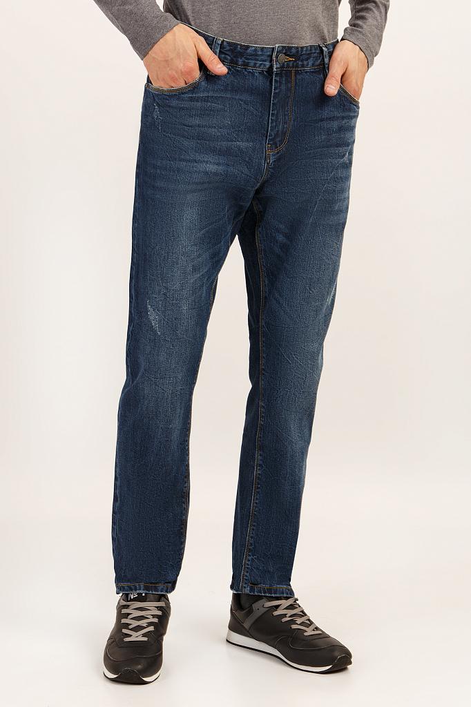 Брюки мужские (джинсы) фото