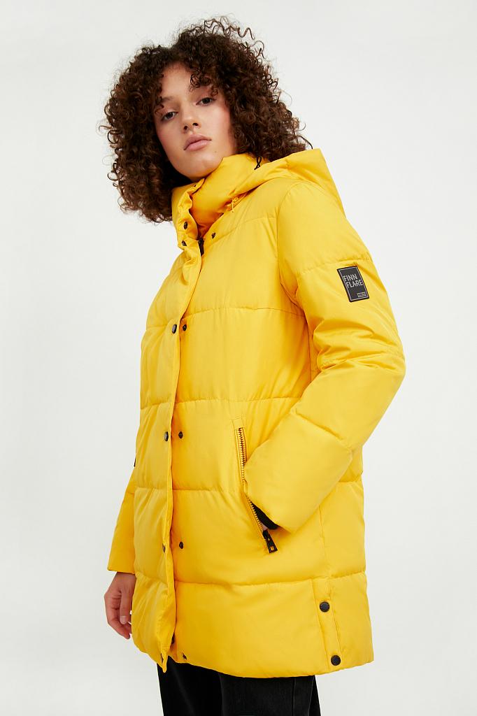 Фото 3 - Куртку женская цвет green