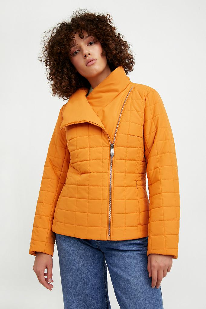 Фото - Куртку женская темно-синего цвета