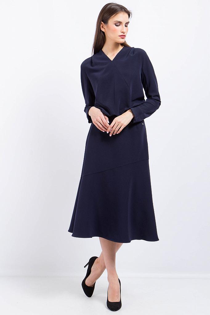 Фото 10 - Платье женское черного цвета