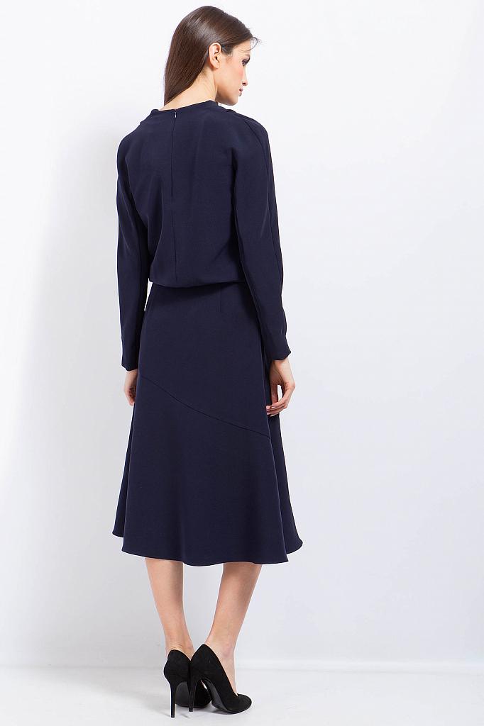 Фото 12 - Платье женское черного цвета