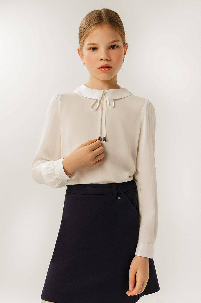 Блузка для девочки Finn-Flare  (KA19-76001)