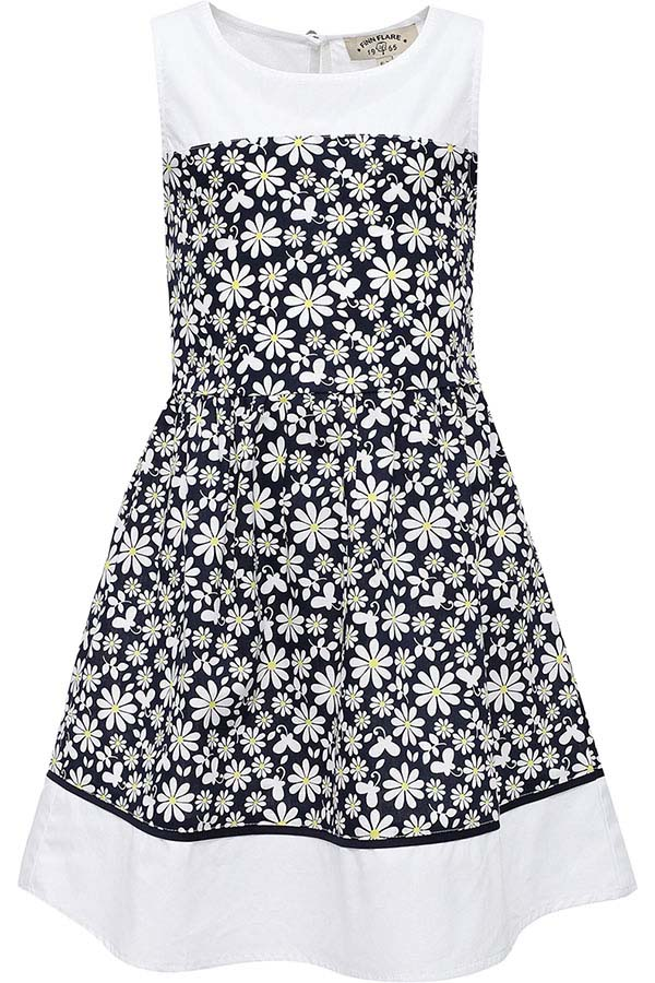Платье Finn-Flare KS17-71012B от FinnFlare