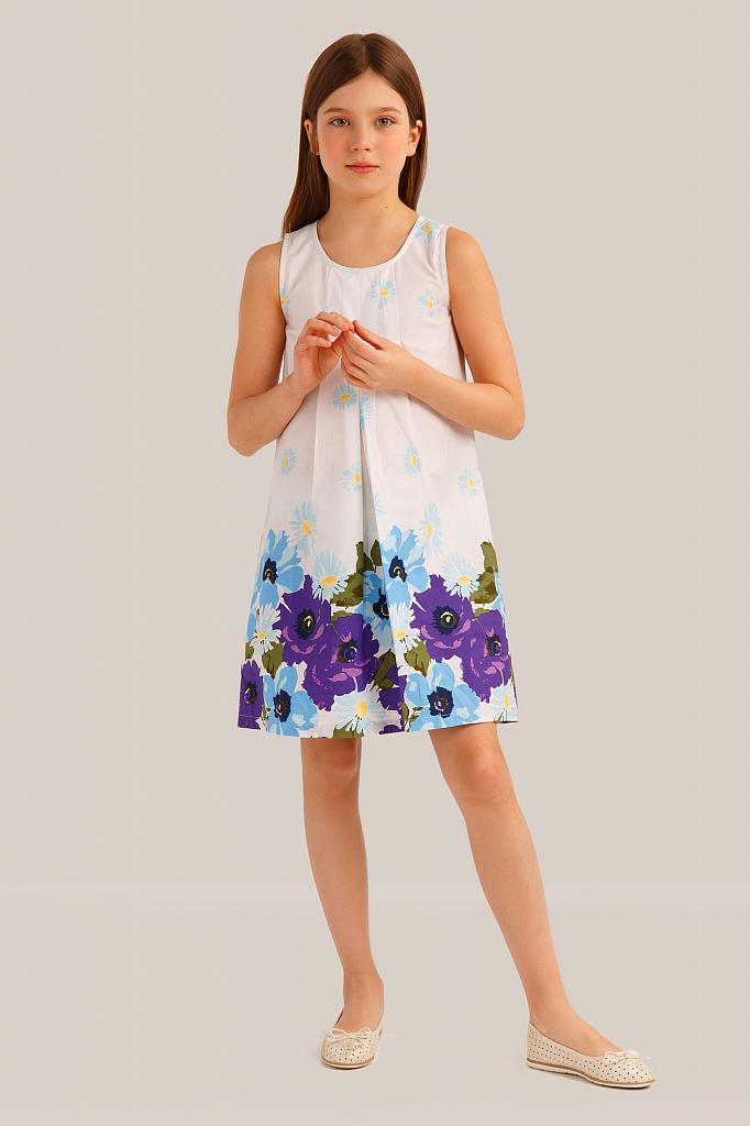 Платье для девочки Finn-Flare  (KS19-71027)