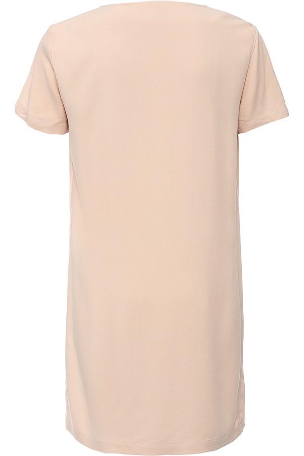 Фото 2 - Платье женское светло-розового цвета
