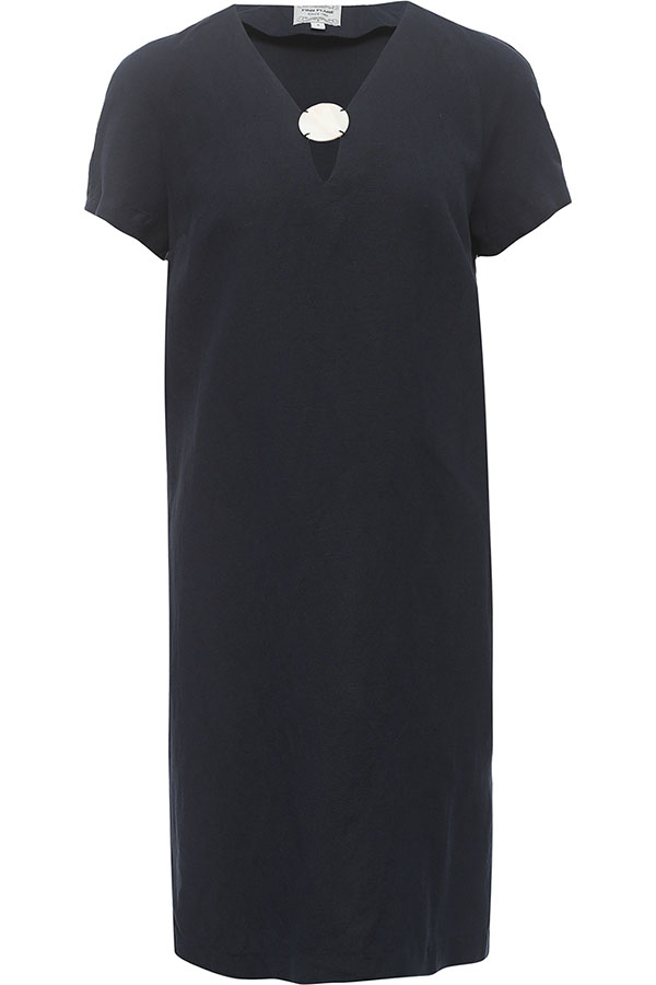 Фото 9 - Платье женское молочного цвета