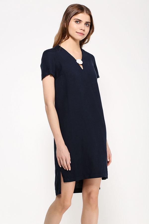 Фото 11 - Платье женское молочного цвета