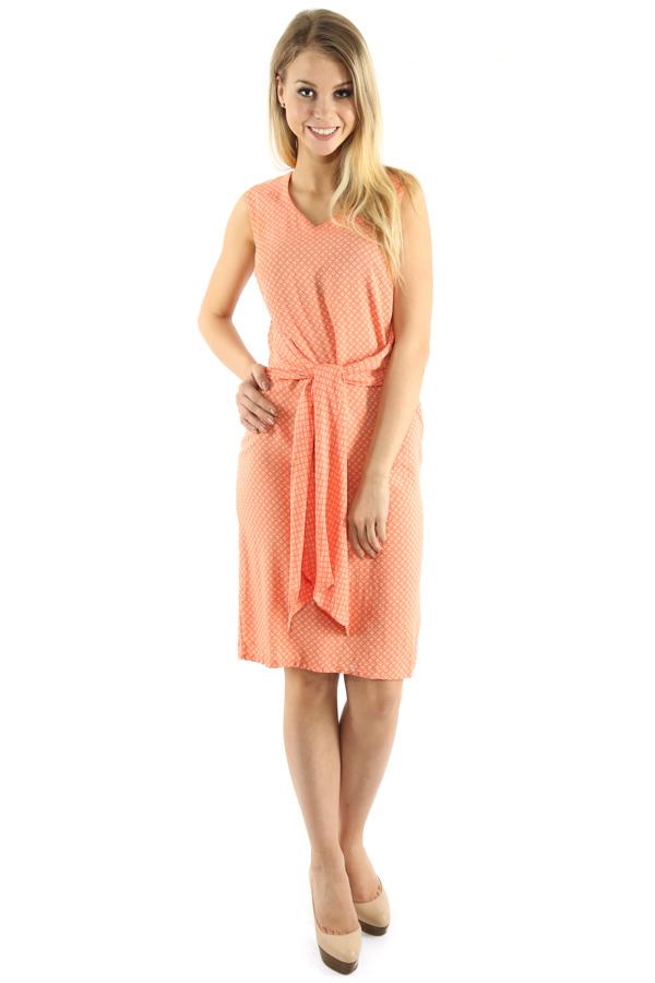 Фото 14 - Платье женское розового цвета