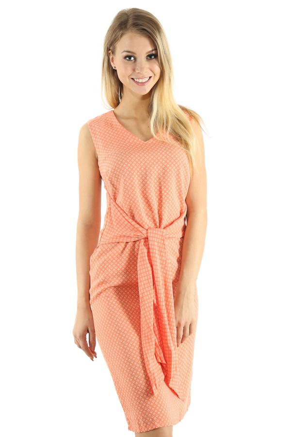 Фото 15 - Платье женское розового цвета