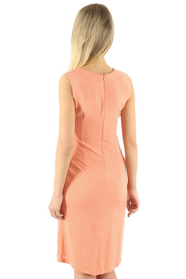 Фото 16 - Платье женское розового цвета