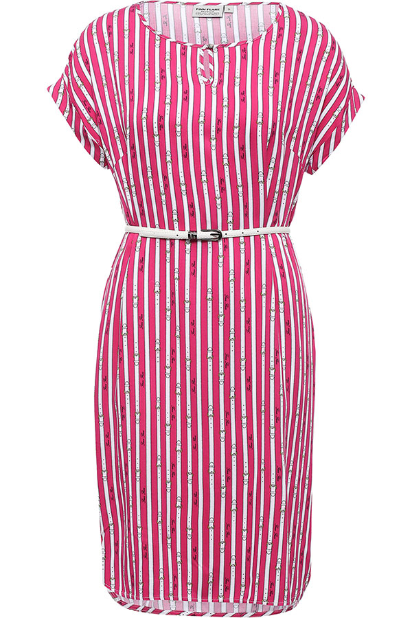 Фото 5 - Платье женское цвет светлый лимонный