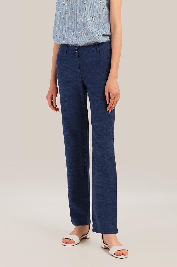 Женские брюки FiNN FLARE S19-12004