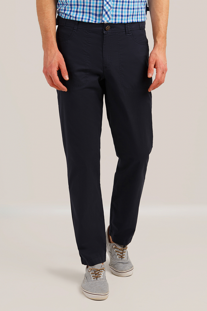 Мужские брюки FiNN FLARE S19-21005