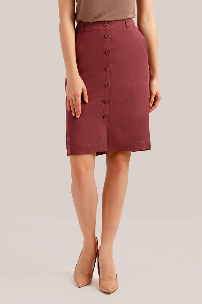 Прямая юбка FiNN FLARE S19-11034