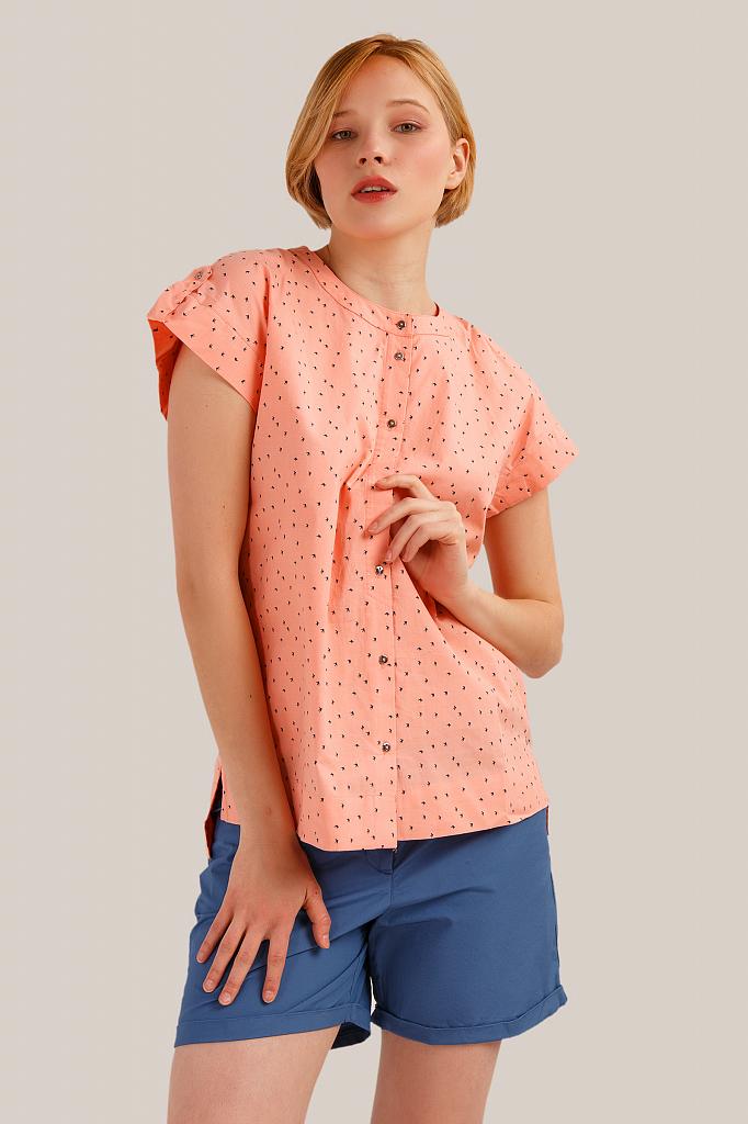 Блуза FiNN FLARE S19-32007
