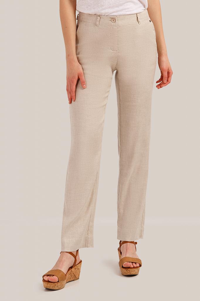 Женские брюки FiNN FLARE S19-110128