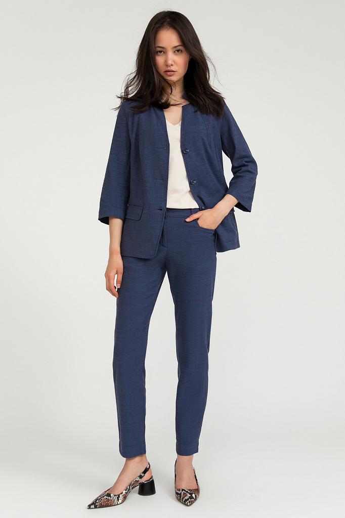 Женские брюки FiNN FLARE S20-11065