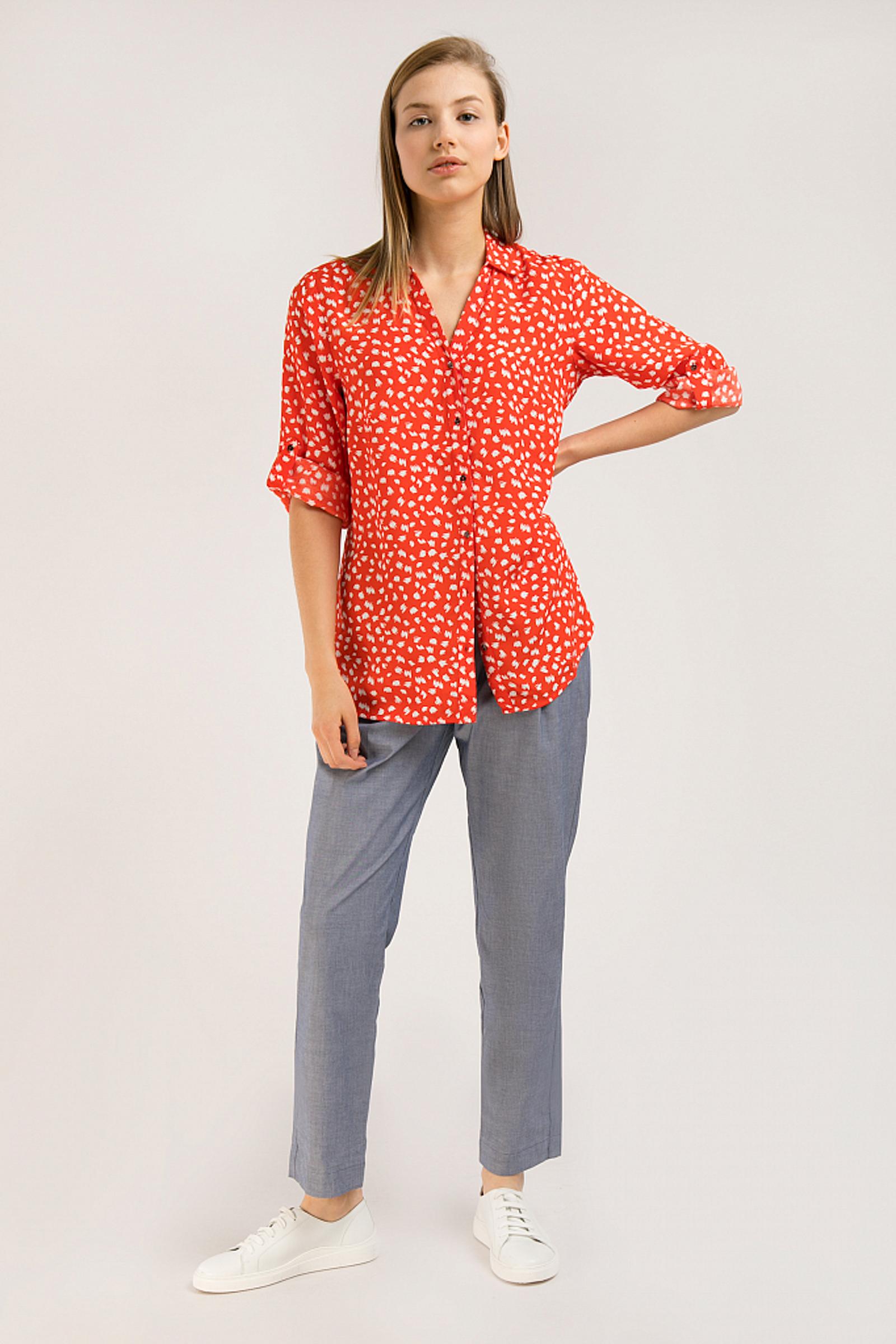 Женские брюки FiNN FLARE S20-32025