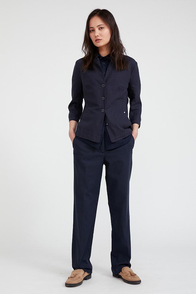 Женские брюки FiNN FLARE S20-32040