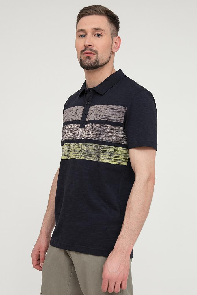 Мужские футболки поло FiNN FLARE S20-42023