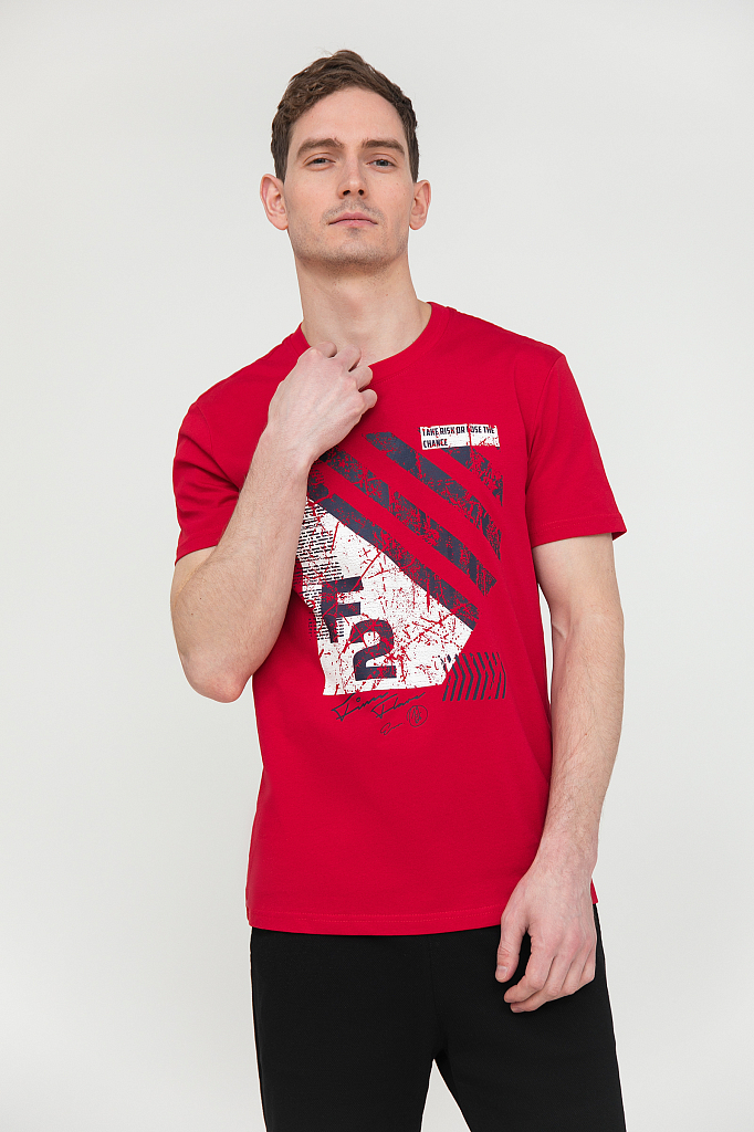 Футболка FiNN FLARE S20-22039