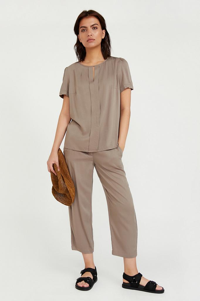 Женские брюки FiNN FLARE S20-12076