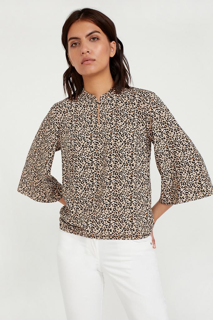 Блуза FiNN FLARE S20-12098