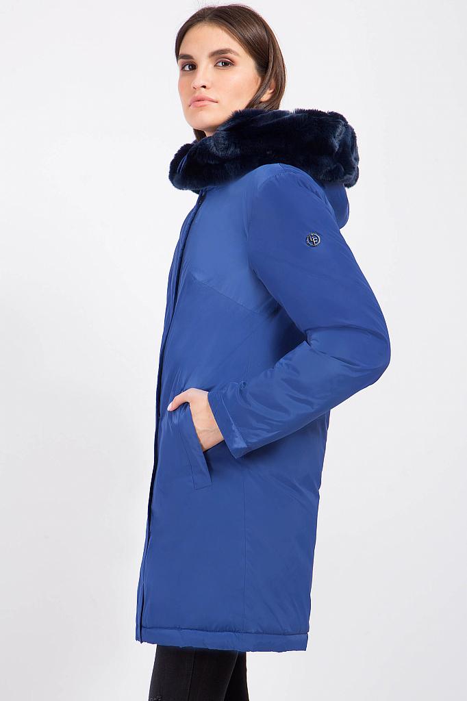 Фото 20 - Пуховик женский цвет бежево-желудевый
