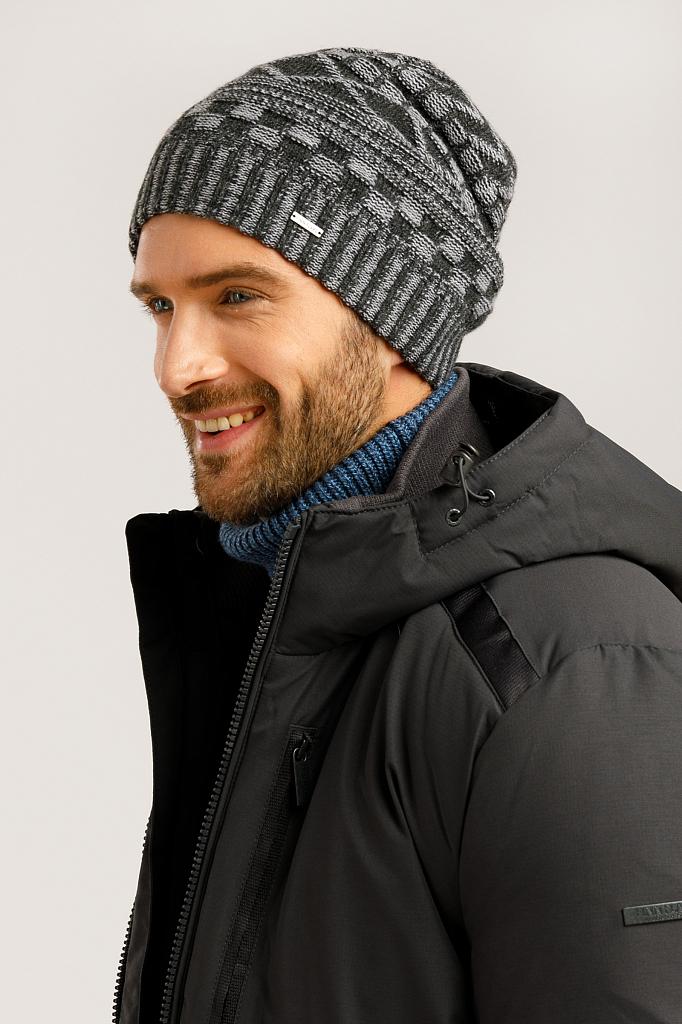 Зимние шапки для мужчин фото